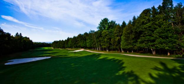 Golf vallon